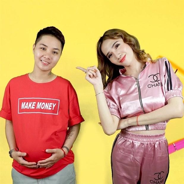 Vietnamese transgender man gives birth to a baby girl hinh anh 1