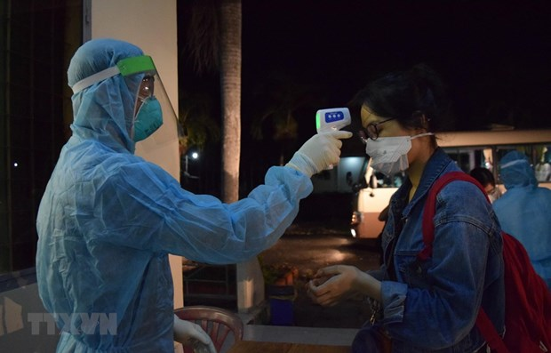 No new community COVID-19 infections reported in Vietnam for 34 days hinh anh 1