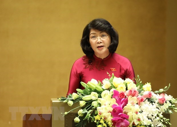 National Assembly deliberates Vietnam's joining ILO convention against forced labour hinh anh 1