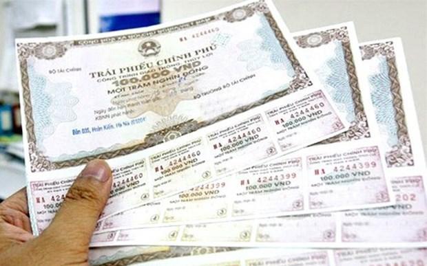 Over 180 million USD raised through G-bond auction hinh anh 1