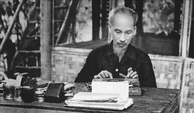 Foreign media spotlight Ho Chi Minh's ideas, revolutionary career hinh anh 1