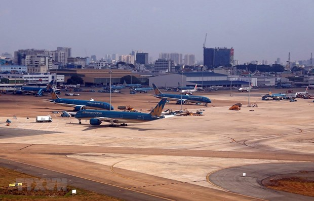 Construction plan for Tan Son Nhat Airport's third terminal approved hinh anh 1