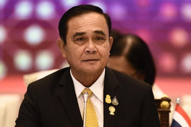 Thai PM instructs all agencies to oversee people's well-being during COVID-19 hinh anh 1