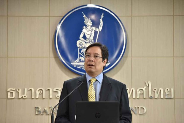 Thailand cuts key rate to record low to help economy hinh anh 1