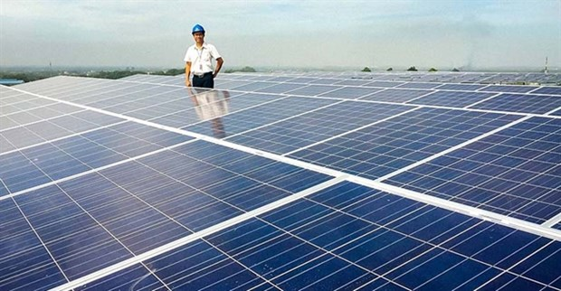 Transferring solar projects to foreign investors 'normal': MoIT hinh anh 1