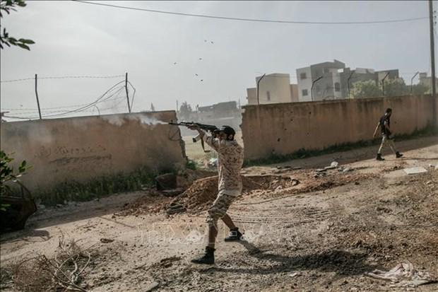 UN Security Council discusses Libya situation hinh anh 1