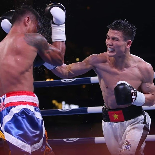 """From small teen to """"natural born killer"""": A Vietnamese boxer's journey to Tokyo Olympics hinh anh 2"""