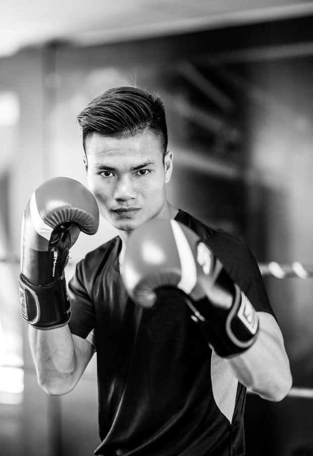 """From small teen to """"natural born killer"""": A Vietnamese boxer's journey to Tokyo Olympics hinh anh 1"""