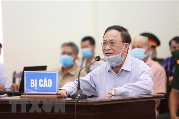 Former naval commander jailed over land management violations hinh anh 1
