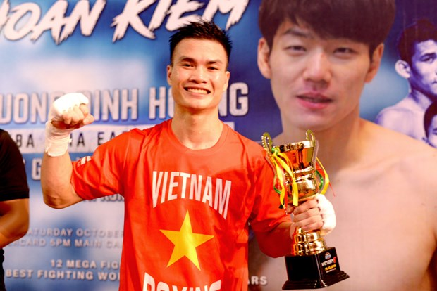 """From small teen to """"natural born killer"""": A Vietnamese boxer's journey to Tokyo Olympics hinh anh 3"""
