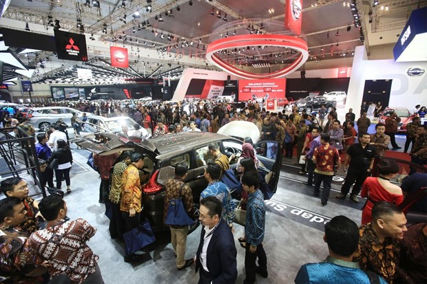 Indonesia's car export predicted to halve in 2020 hinh anh 1