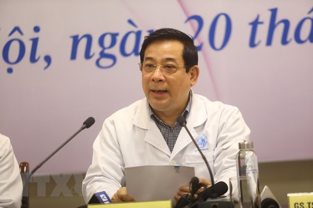 All severe COVID-19 cases now clear of virus: Health Ministry official hinh anh 1