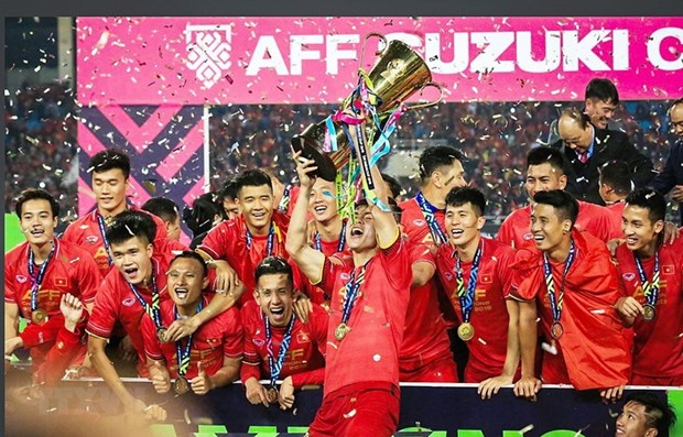 Vietnamese firm becomes official sponsor of 2020 AFF Cup hinh anh 1