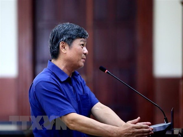 Appeal trial held for land-related wrongdoings in HCM City hinh anh 1