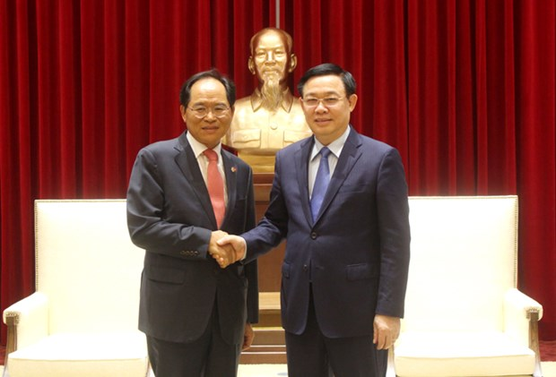 Hanoi welcomes RoK investors hinh anh 1