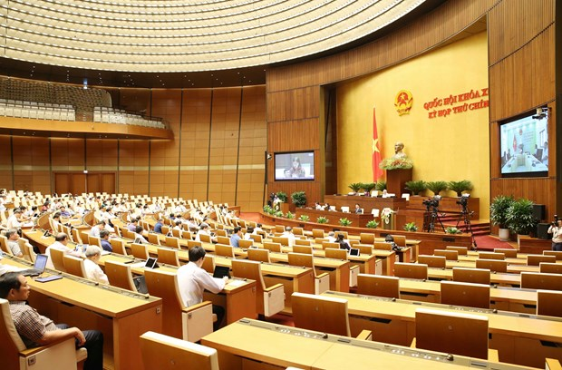 Law, ordinance making programmes to be scrutinised on May 22 hinh anh 1