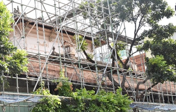 HCM City requires owners to renovate 151 old villas hinh anh 1