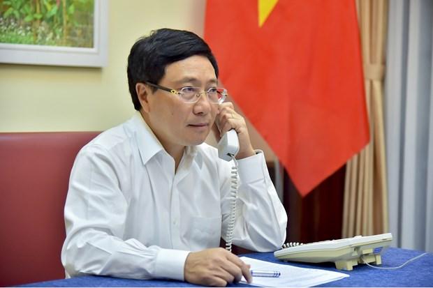 Vietnam, Ireland beef up bilateral cooperation hinh anh 1