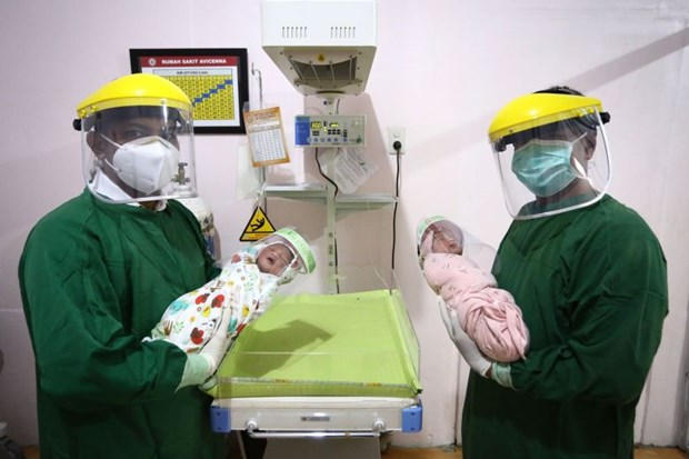 Indonesia faces spike in births driven by COVID-19 lockdowns hinh anh 1