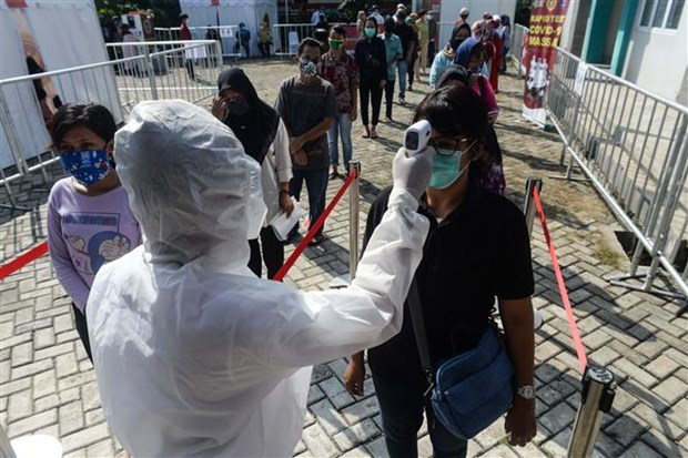 COVID-19 pandemic causes severe losses for Indonesia's railway industry hinh anh 1