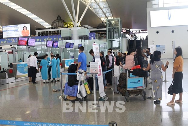 Air passengers down 70 pct in May, improve over April hinh anh 1