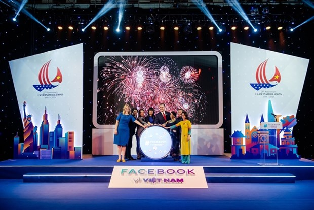 """""""Facebook for Vietnam"""" campaign launched hinh anh 1"""
