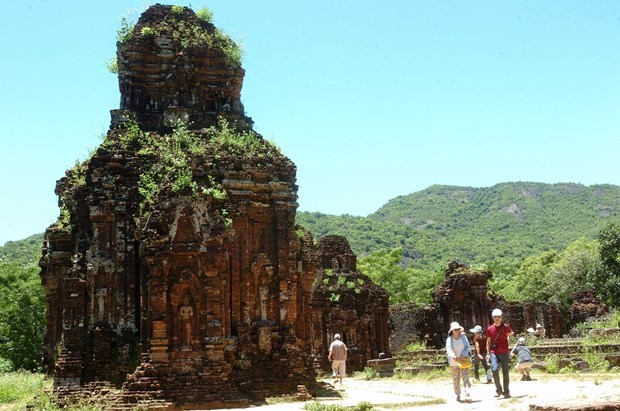 My Son Sanctuary heritage site eyes more tourists hinh anh 1