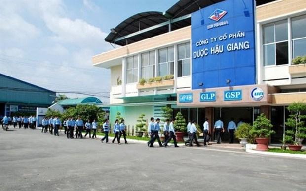 Pharmaceutical enterprises enjoy good earnings in Q1 hinh anh 1