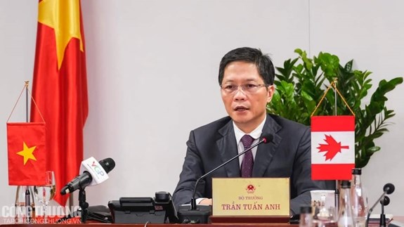 Vietnam, Canada work to optimise benefits of CPTPP hinh anh 1