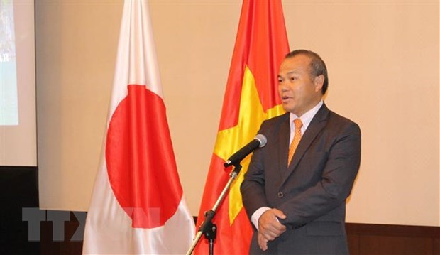 Vietnam, Japan coordinate closely to fight COVID-19: Ambassador hinh anh 1
