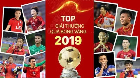 Golden Ball award winners announced hinh anh 1