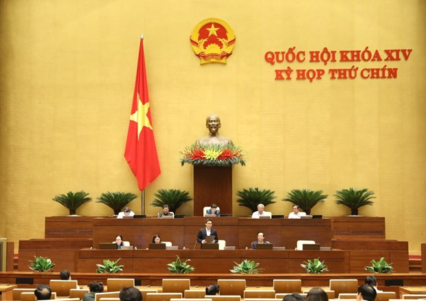 NA deputies spend May 27 debating enforcement of anti-child abuse policies, laws hinh anh 1