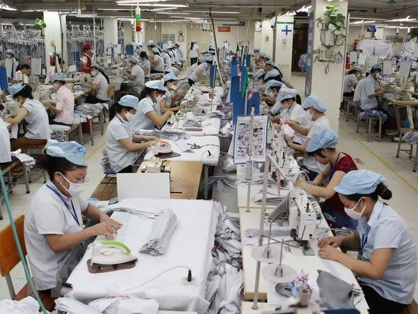 Vietnamese fabrics exempted from Indonesia's new import tariffs hinh anh 1