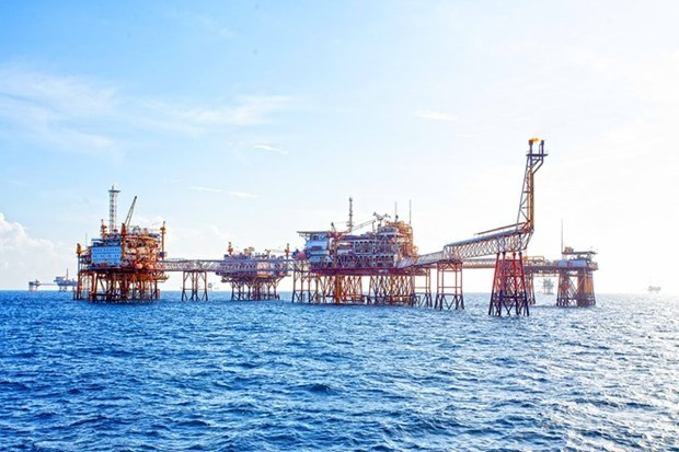 PetroVietnam's oil equivalent output totals 8.99 million tonnes in five months hinh anh 1