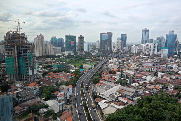 Indonesia's economic growth projected at 1 percent in Q2 hinh anh 1