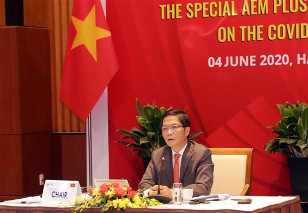 ASEAN Economic Ministers agree not to create more technical barriers hinh anh 1