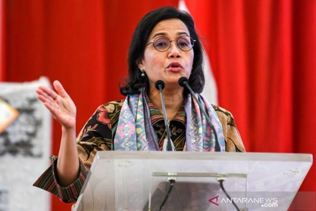 Indonesia disburses 3.7 billion USD to support 12 SOEs hinh anh 1