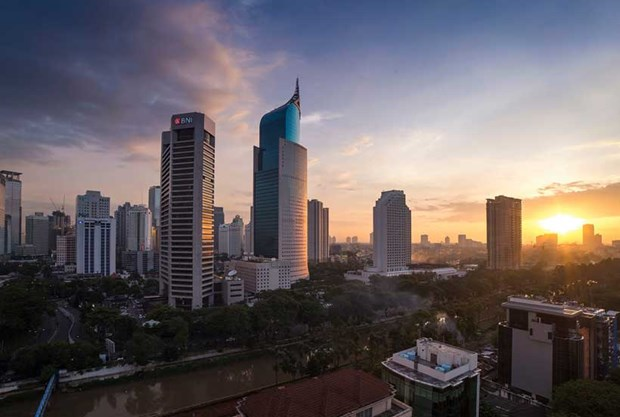Indonesia's real estate revenue down 70 percent hinh anh 1