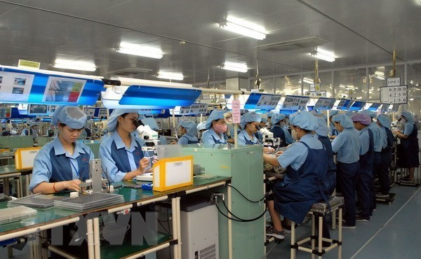 Vinh Phuc province luress nine new foreign-invested projects hinh anh 1