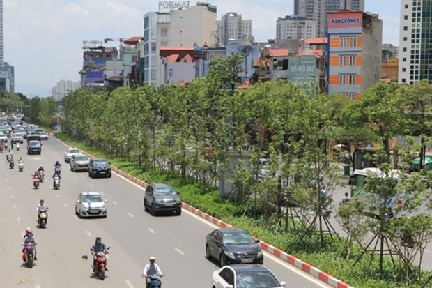 Air quality in big cities improves in last month hinh anh 1