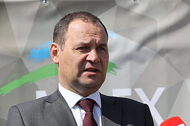 Congratulations to new Belarusian Prime Minister hinh anh 1