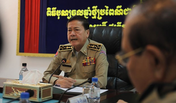 Cambodia to monitor all social media posts hinh anh 1