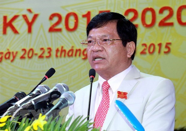 Politburo proposed to punish Secretary of Quang Ngai Provincial Party Committee hinh anh 1