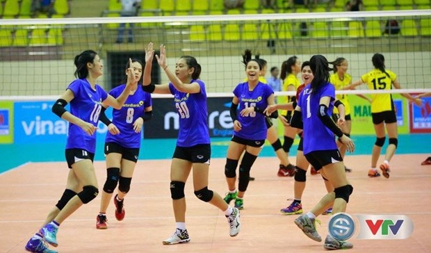 PV GAS National Volleyball Championship to start on June 13 hinh anh 1