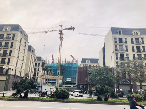 Foreigners allowed to own homes in 22 Hanoi commercial housing projects hinh anh 1