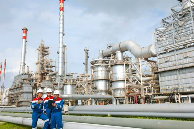 Saudi Aramco withdraws from oil refinery project in Indonesia hinh anh 1