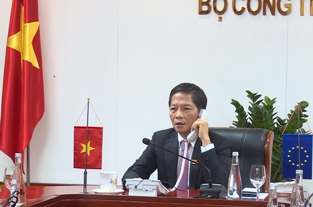 EVFTA hoped to take effect on August 1 hinh anh 1