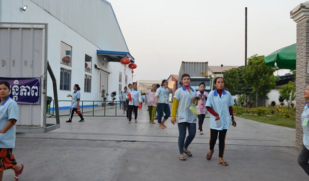 Cambodia prepare another 12 million USD to help laid-off hinh anh 1