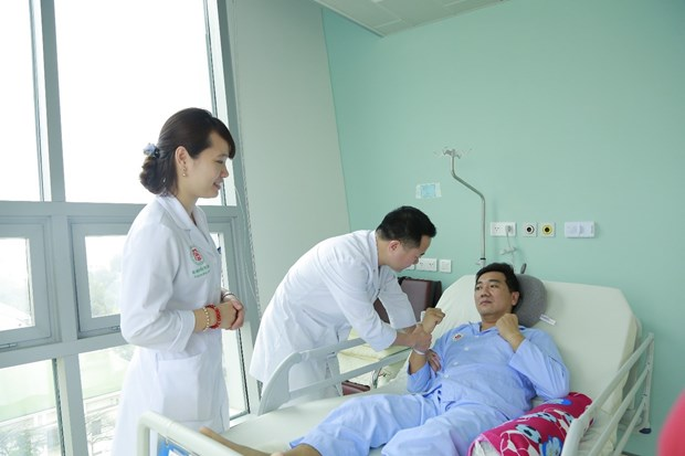 Vietnam aims to become healthcare destination hinh anh 1