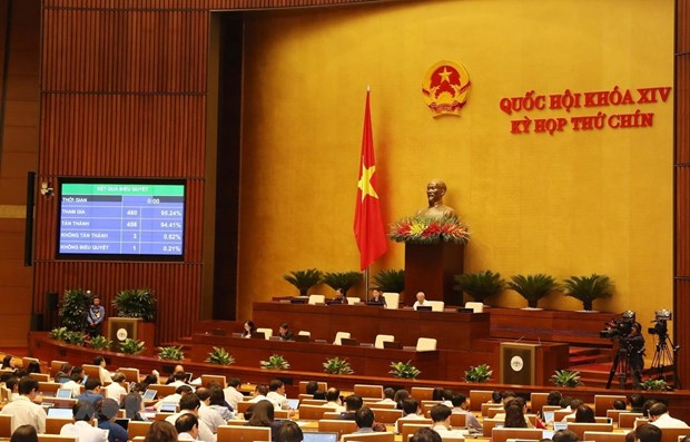 NA passes resolution on law and ordinance building programme for 2021 hinh anh 1